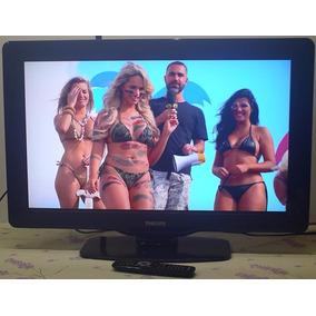 Televisão Lcd Hdmi Vga Marca Philips 32 Polegadas