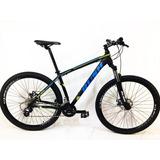 Bicicleta Aro 29 Trilha Rush Shimano Freio A Disco