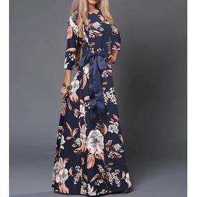 b0ac0d50206 Vestido Floral Limelight - Vestidos Curtos Femininas Azul marinho no ...