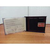 Mini Disc Marca Sony Modelo Hmd1g De 1 Gb (usado)