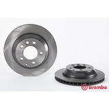 Discos Traseros Ventilados Brembo Audi Q7 3.0 Tdi/tfsi 06-15