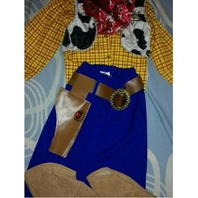 Disfraz De Woody Talla 1 A 2 Años