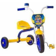 Triciclo Infantil Ultra Bike Top Boy Jr