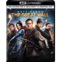 The Great Wall 4k Ultra Hd + Blu-ray Nuevo Original Import
