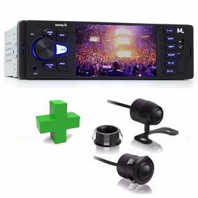 Mp3 Mp4 Mp5 Player Multilaser Bluetooth Usb + Camera De Re