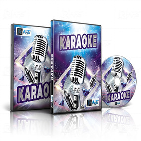 Dvd Música Karaoke Nacional Mpb Pop Rock Sertanejo Forró Axé