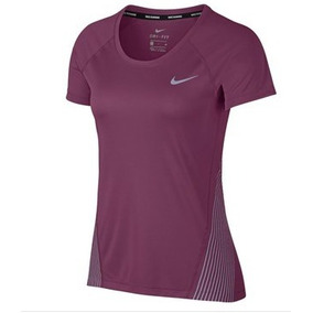 Blusa Nike W Nk Dry Mile Fem Mc - Original
