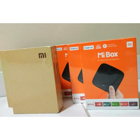 Xiaomi Mi Tv Box 4k Android 6 Iptv Chromecas