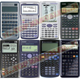 Emulador De Calculadoras, Casio, Hp, Texas + Regalos *tm*