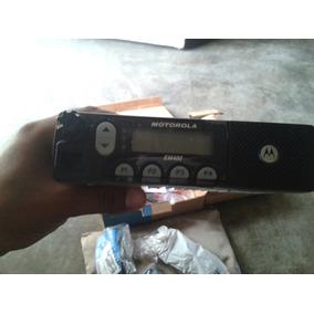 Radio Trasmisor Em400 Motorola W40 Uhf