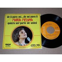 Maria Medina De Ti Para Mi Quiero Ser Parte De Usted Ep 7