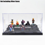 Tingacraft Acrylic Display Case / Box (9,4 X 5,5 X 4,7...