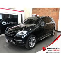 Mercedes Benz Clase Ml 350 Automatico 4x4 Gasolina