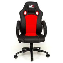 Cadeira Gamer Dt3 Sports Gaming Gt Black/red Cód. 10297-9