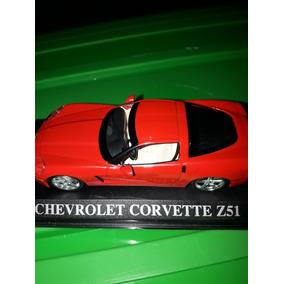 Chevrolet Corvette Z 51 Ixo Altaya 1/43