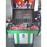 Maquina Arcade Video Juegos Desde 1.200.000 Multijuego Kof