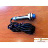 Sensor Inductivo 4mm 6-24vcd Npn Colector Abierto Na 300ma