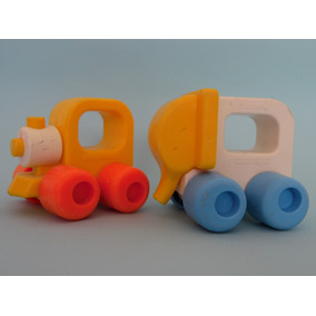 Carritos Playskool De Los 80 Wee Animals Drecuerdo