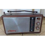 Radio Antigua De Los Años 60 Marca Silvano, Americana