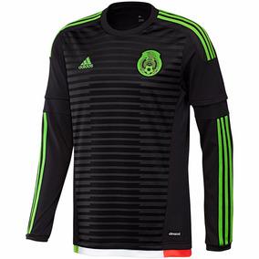 Playera Futbol Seleccion De Mexico Hombre adidas M35997