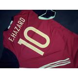 Camiseta Belgica Hazard Mertens 2017 !!