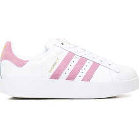 pretty nice f2439 294c5 Zapatillas adidas Superstar Mujer Originales Miami En Stock!