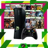 Xbox 360 Slim / E Rgh 500gb 80 Juegos A Elegir / Mod Games