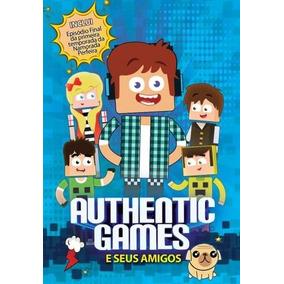 Authentic Games E Seus Amigos