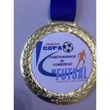 Medalha Personalizada 6 Cm