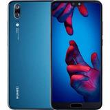Huawei P20 Pro 128gb +6gb Telcel Sellado Azul E. Gratis