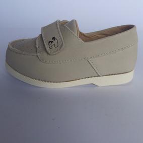 Sapato Em Couro Gelo Infantil - Tigor T. Tigre - Original
