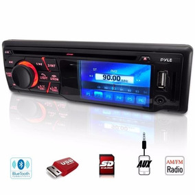 Pyle Stereos Pld34mub Pantalla 3pulgadas Usb Sd Bluetooth