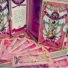 Cartas Sakura Card Captor Sakura 52 Cartas