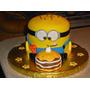 Tortas De Minions 2d