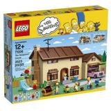 Juguete Lego Simpsons The Simpsons Casa
