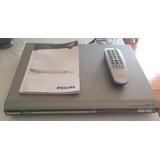 Reproductor De Dvd Philips Dvp530!!!