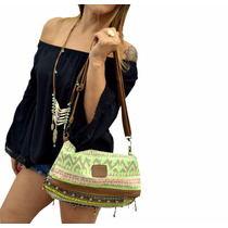Cartera Sobre Clutch Hippie Chic Boho The Big Shop