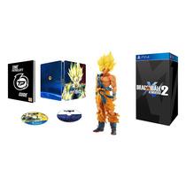Xenoverse 2 Dragon Ball Edicion De Coleccion Ps4