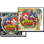Juegos Digitales Yo-kai Watch 2 Fleshy Souls / Bony Spirits!