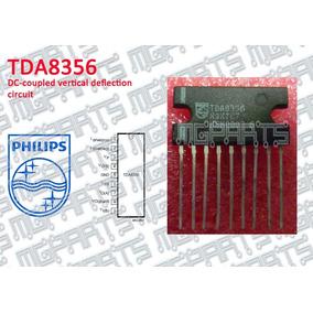 Tda8356 Ic Amp Vertical Tv Cb