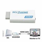 Wii A Hdmi | La Mejor Calidad De Conversor Wii2hdmi Nuevos