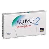 Lentes De Contacto Acuvue® 2 Prot.uv Caja X 6 Sin Graduacion