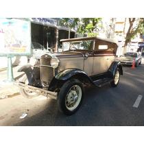 Ford A Victoria Phaeton 1931