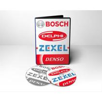 Bosch Esi Tronic 2016 + Delphi 5.0 + Zexel + Denso 10 Dvds