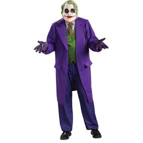 Disfraz Importado Para Adulto Del Guason Joker
