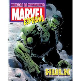Miniatura Eaglemoss-edição Especial Hulk-apenas Fasciculo