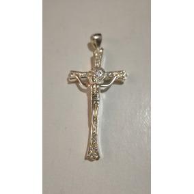 e769dd939825 Bonito Anillo Crucifijo Plata Cristo - Joyería en Mercado Libre México