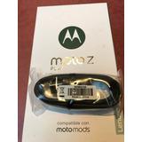 Cable Moto Z Play Usb Type C 100 % Original Motorola Nuevo