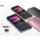 Blu Tank 3 Dual Sim Cámara Radio Fm Mp3 Mp4 Quad Band