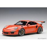 Porsche 991 Gt3 Rs (991) Lva Orange De Colección